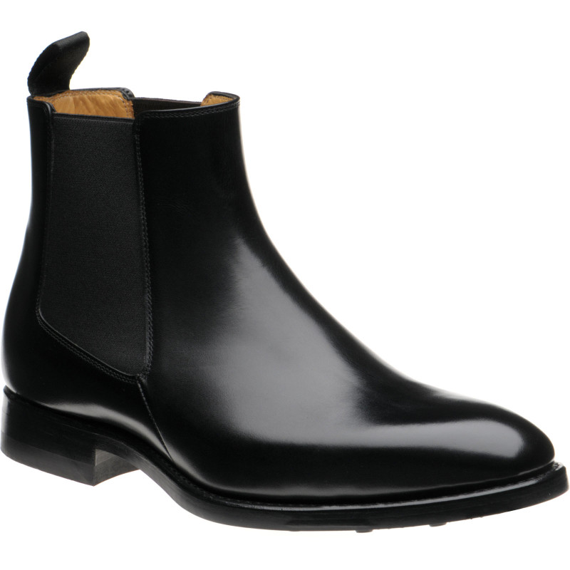 7902  rubber-soled Chelsea boots