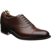 herring mayfair in mahogany calf