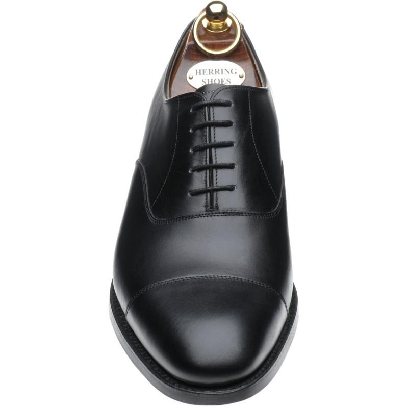 3c684ce39ba49 Herring shoes | Herring Classic | Mayfair Oxfords in Black Calf at Herring  Shoes