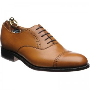 herring belgravia in chestnut burnished calf