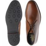 Herring Gosforth II  rubber-soled Chukka boots