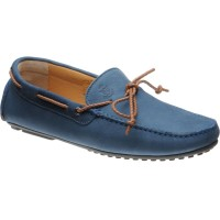 Bolzano rubber-soled driving moccasins
