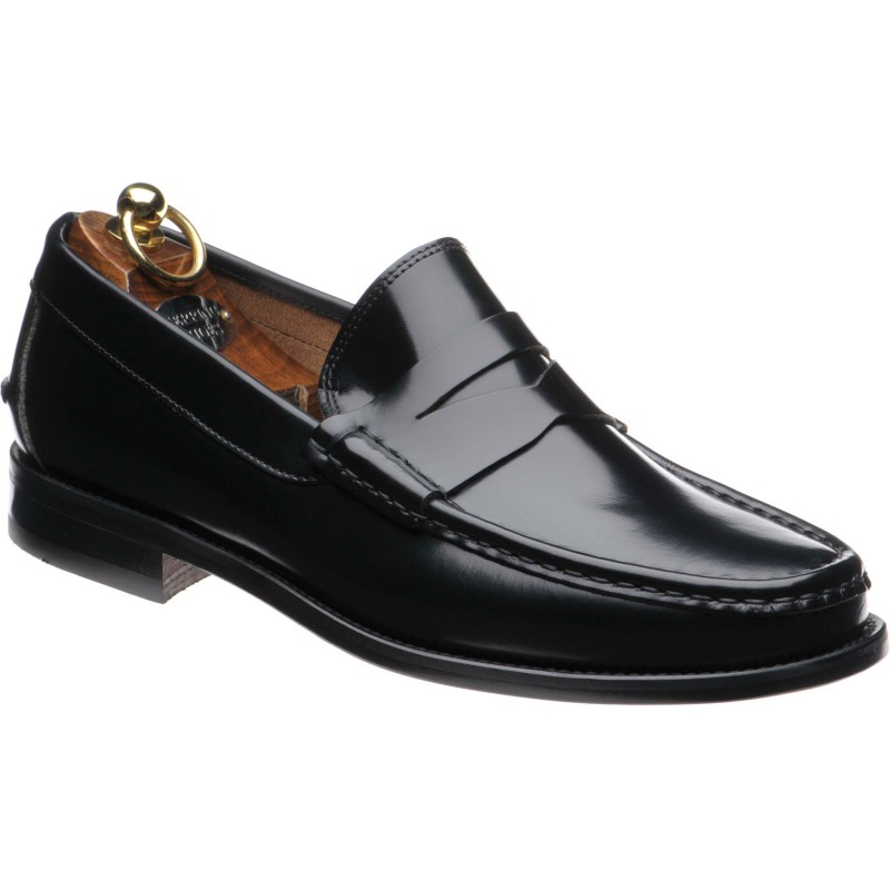 Herring Lucca rubber-soled loafers