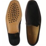 Herring Verona rubber-soled loafers