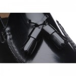 Herring Sienna rubber-soled tasselled loafers