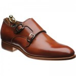 Herring Shakespeare double monk shoes
