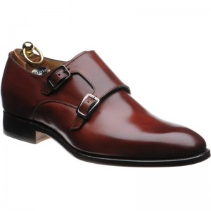 herring shakespeare in rosewood calf
