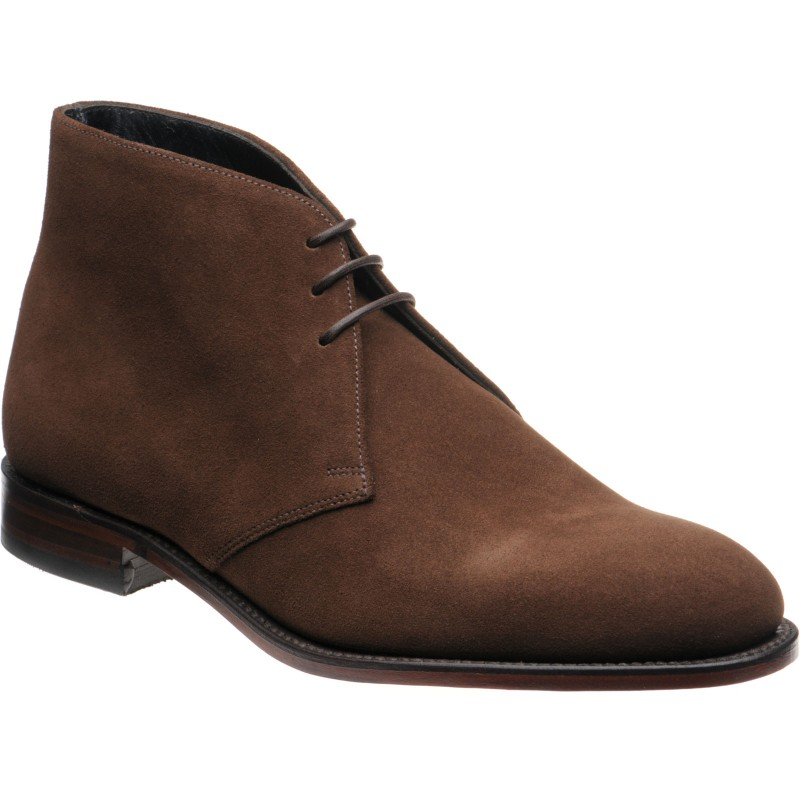 77f8c7db166 Herring Campden rubber-soled Chukka boots