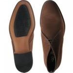 Herring Campden rubber-soled Chukka boots