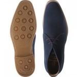 Herring Canterbury rubber-soled Chukka boots