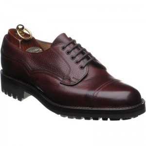Wasdale rubber-soled Derby shoes