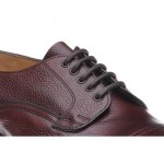 Herring Wasdale  rubber-soled Derby shoes