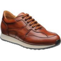 Herring Goodwood rubber-soled trainers