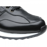 Goodwood rubber-soled trainers