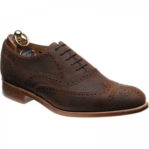 Carnaby in Brown Waxy
