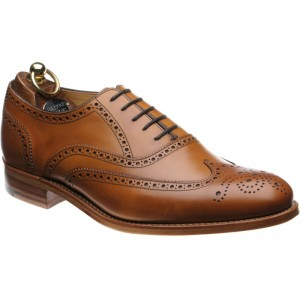 Herring Carnaby in Chestnut Calf