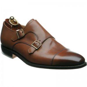 Herring Shakespeare II in Chestnut Calf