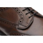 Herring Canning  rubber-soled brogues