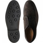 Canning  rubber-soled brogues