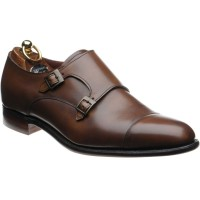 herring attlee in mahogany calf