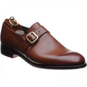 Herring Hilton in Mahogany Calf
