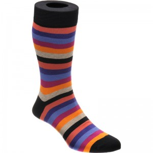 herring erbert sock in berry