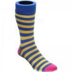Herring Gnasher Sock