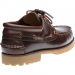 Herring Rock rubber-soled deck shoes