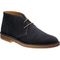 herring dune in navy suede
