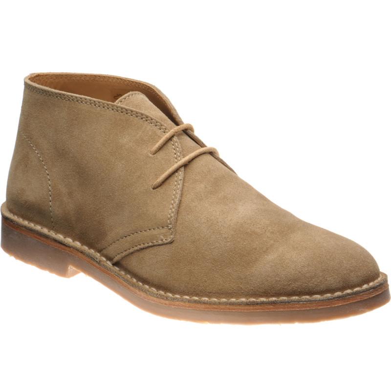 Herring Dune rubber-soled desert boots