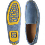 Maranello rubber-soled driving moccasins