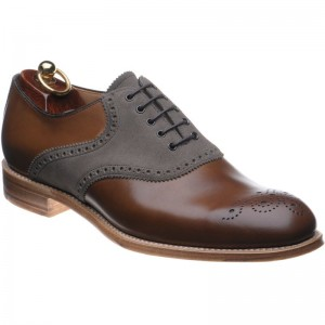 Herring Harvard II OLD in Mahogany Tarn Suede