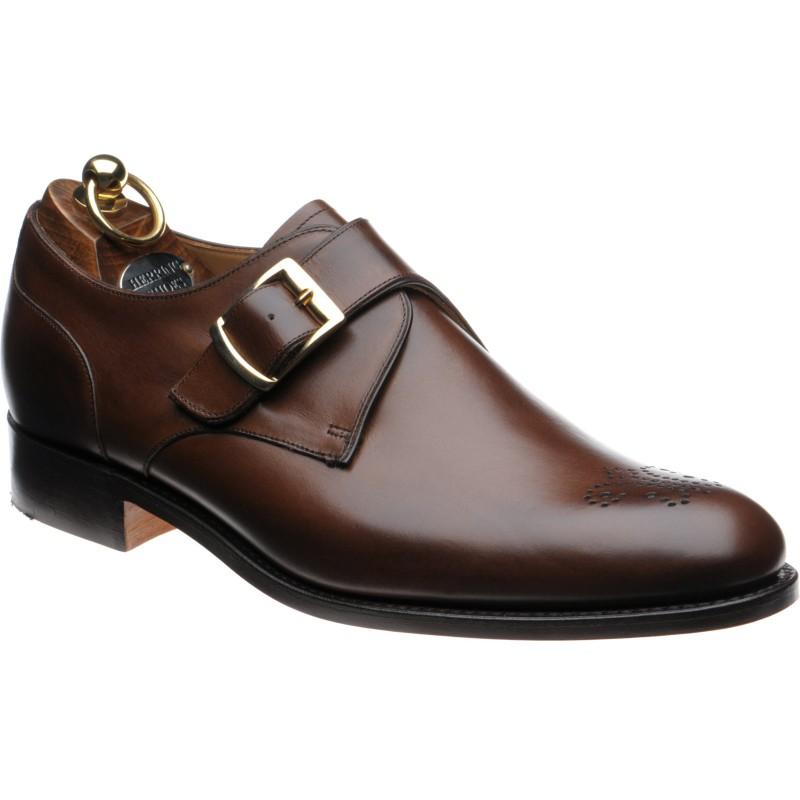Greenwich II monk shoes