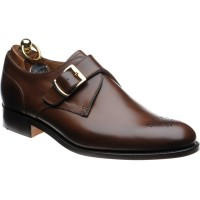 herring greenwich ii in mahogany calf