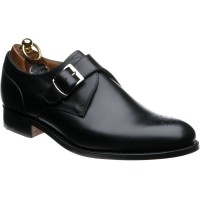 herring greenwich ii in black calf