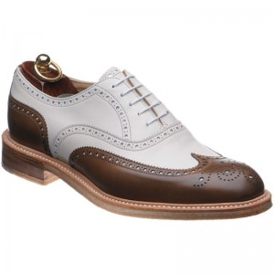 Herring Soho OLD in Mahogany Ivory Calf