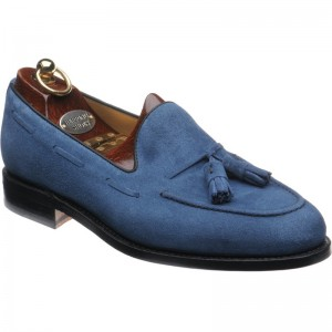 Herring Ashbourne in Jeans Suede