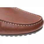 Herring Murlo rubber-soled driving moccasins