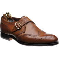 Herring Philip II two-tone monk shoes