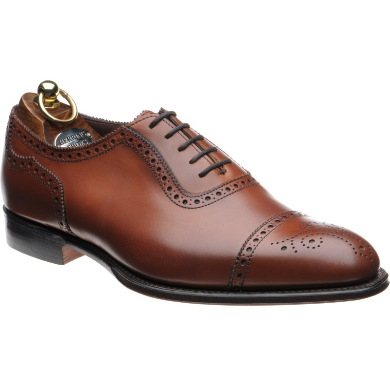 Herring Edward II semi-brogues