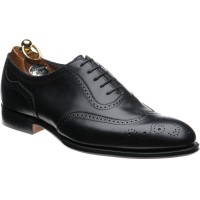 herring henry ii in black calf