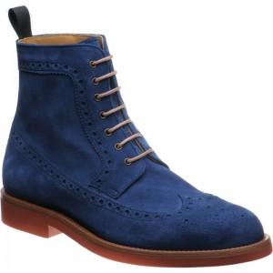 Herring Lydney in Jeans Suede