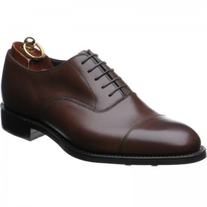 Herring Knightsbridge RUBBER in Tobacco Calf