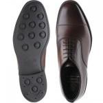 Herring Knightsbridge  rubber-soled Oxfords