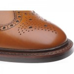 Herring Burgh  rubber-soled brogue boots