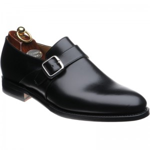 Herring Ranscombe in Black Calf