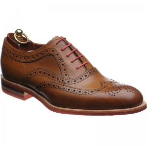 Redbridge rubber-soled brogues