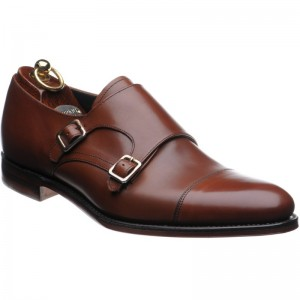 Luscombe double monk shoes