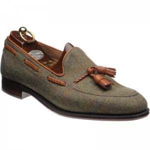 herring exford in tweed and chestnut