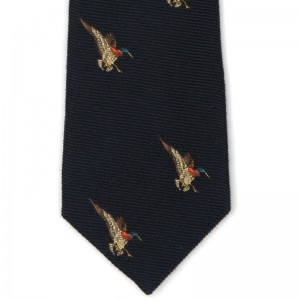 herring duck tie 2 in navy 3